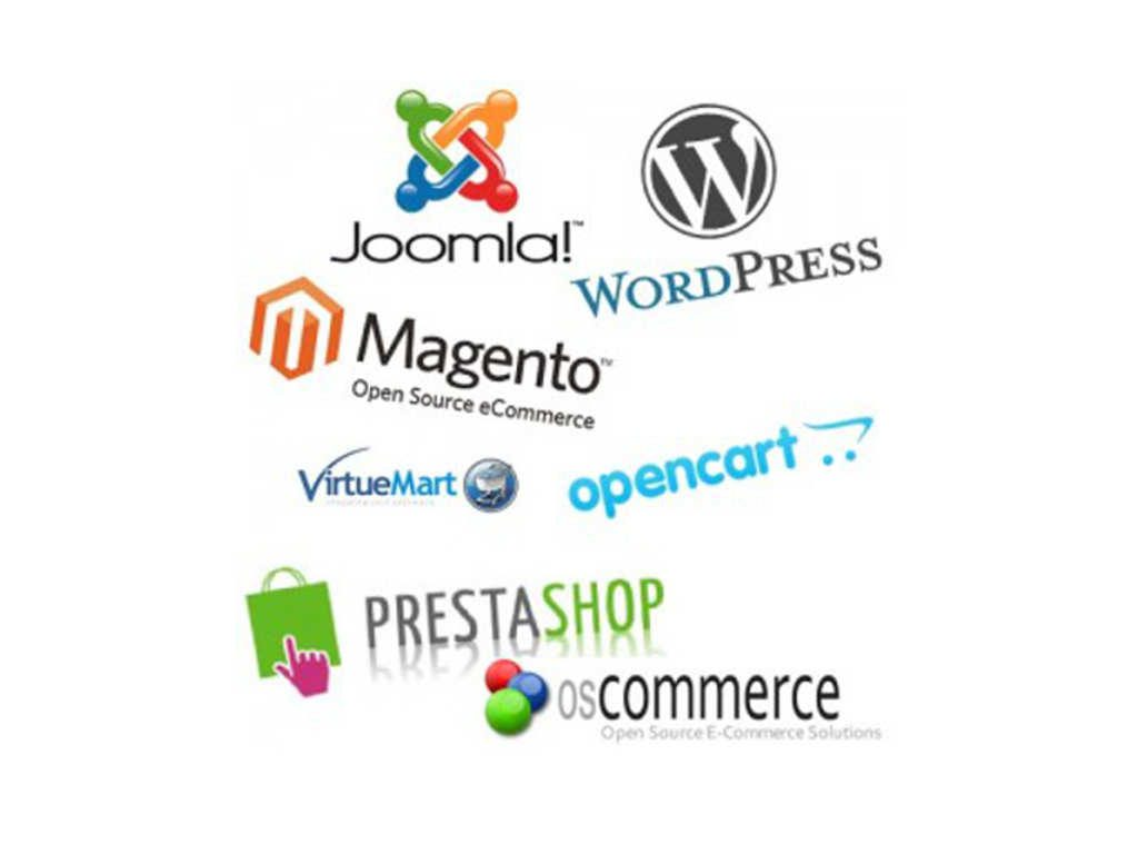 Ecommerce and content management systems